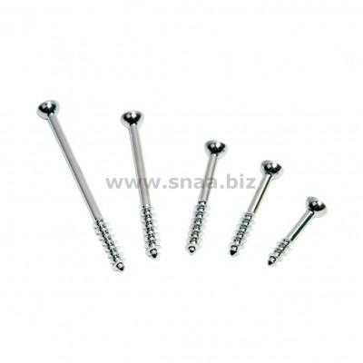 6.5 Cancellous Bone Screw , thread length 16 mm