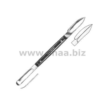 Lessmann Wax Knife, Fig.1