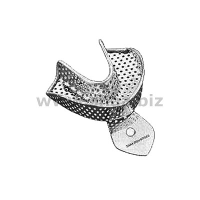 Impression Tray, Perforated, Lower, L1