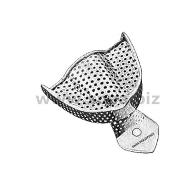 Impression Tray, Perforated, Upper, U1