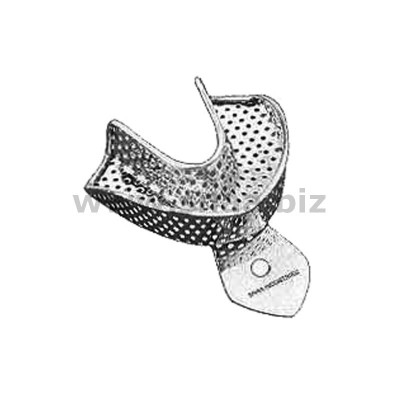 Impression Tray, Perforated, Lower, L2