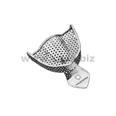 Impression Tray, Perforated, Upper, U2