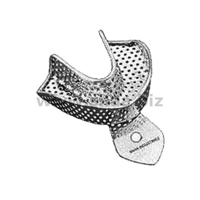 Impression Tray, Perforated, Lower, L3