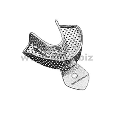 Impression Tray, Perforated, Lower, L4