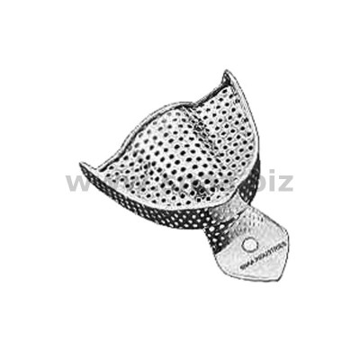 Impression Tray, Perforated, Upper, U4