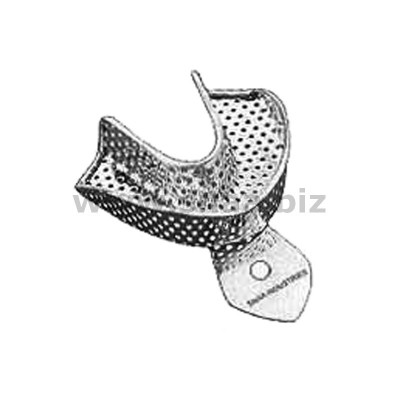 Impression Tray, Perforated, Lower, L5
