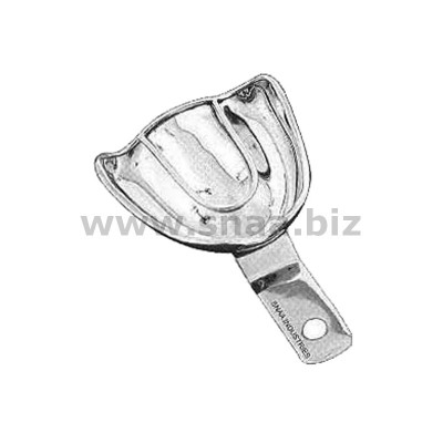 Impression Tray, Solid, Upper, L