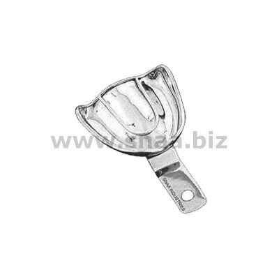 Impression Tray, Solid, Upper, S
