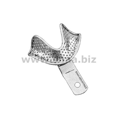 Impression Tray, Perforated, Lower, XL