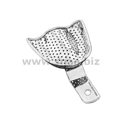 Impression Tray, Perforated, Upper, XL