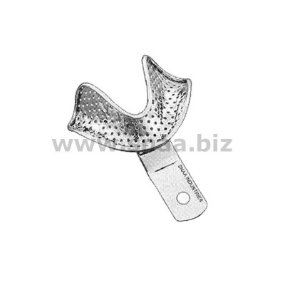 Impression Tray, Perforated, Lower, M