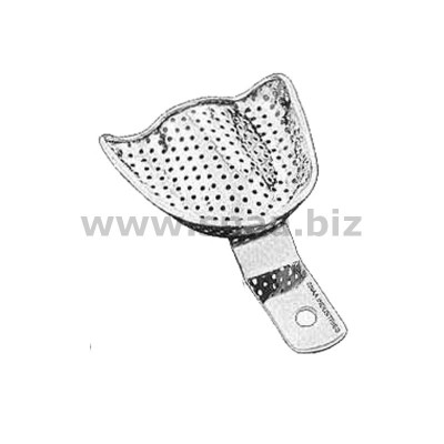 Impression Tray, Perforated, Upper, M