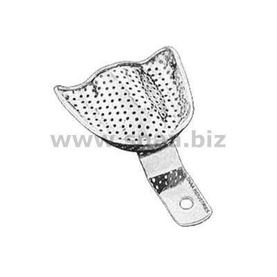 Impression Tray, Perforated, Upper, S