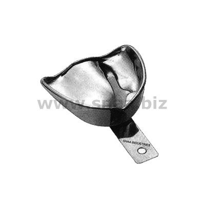 Impression Tray, Solid, Upper, U1