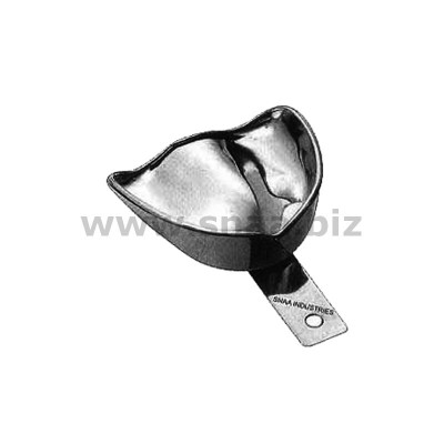 Impression Tray, Solid, Upper, U3