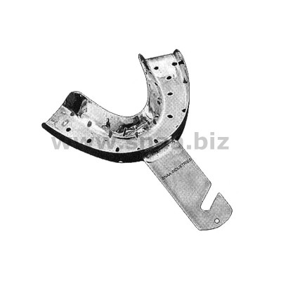 Impression Tray, Punched Type, Lower