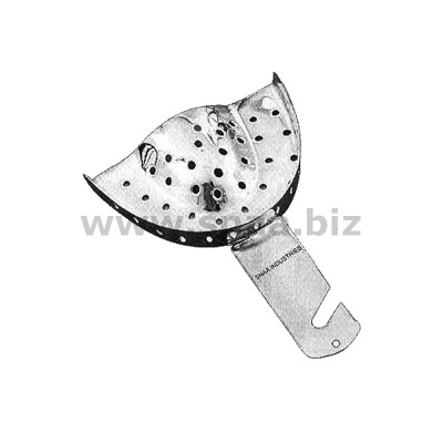 Impression Tray, Punched Type, Upper