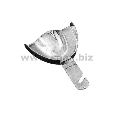 Impression Tray, Solid Type, Upper