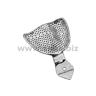 Impression Tray, Perforated Full Denture, Upper, M