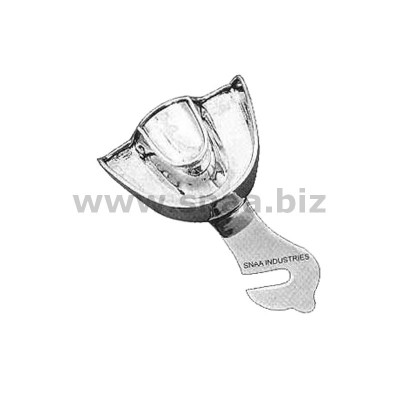 Impression Tray, Solid Full Denture, Upper, U1