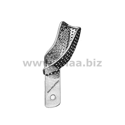 Impression Tray Perforated