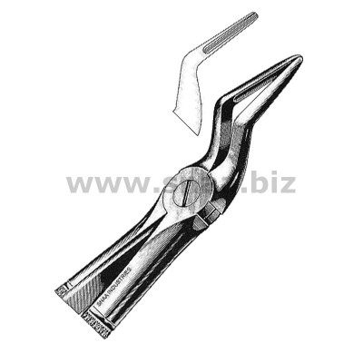 Extracting Forceps English Pattern, Fig. 51 A