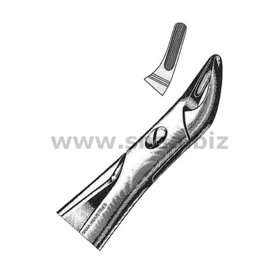 Extracting Forceps English Pattern, Fig. 76