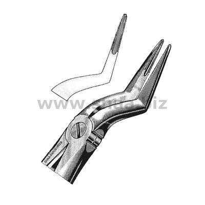 Extracting Forceps English Pattern, Fig. 235