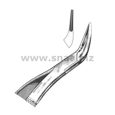 Tooth Extracting Forceps American Pattern fig.69