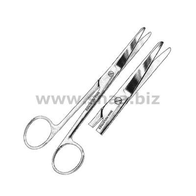 Mayo Gum Scissors, Straight, Fig.1