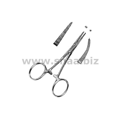 Baby-Mosquito Forceps, 1x2