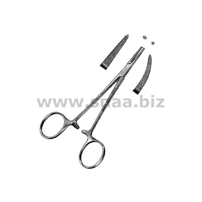 Halsted-Mosquito Forceps, 1x2