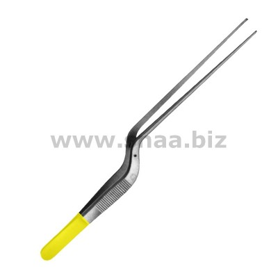 Tissue Forceps 1x2 Teeth, TC