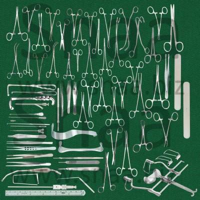 Pyeloplasty & Ureteroplasty Set