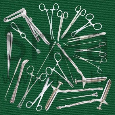 Pilonidal Cyst Excision Set